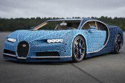 Lego խաղալիքներից ստեղծել են աշխատող Bugatti