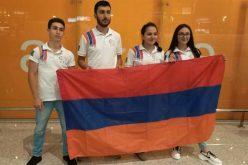 First Global Armenia թիմը մեկնեց Մեխիկո