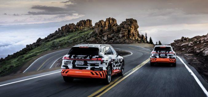 Audi e-tron-ը կստանա ժամանակակից արգելակման համակարգ