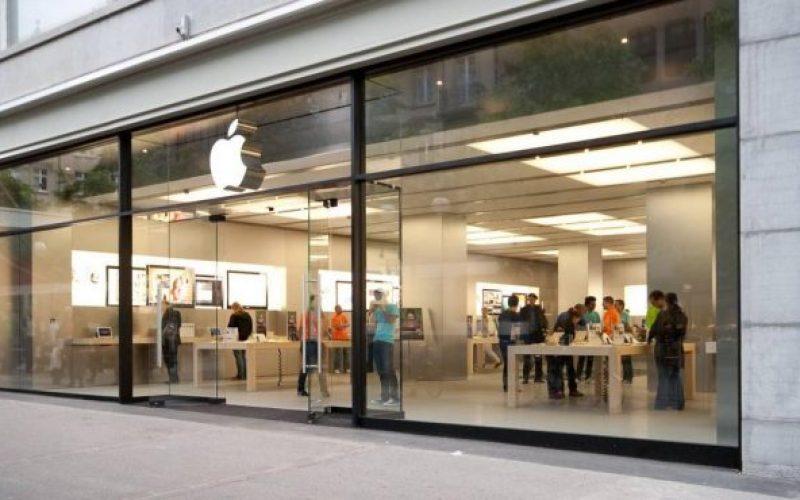 Փարիզում բողոքի ակցիա է անցկացվել Apple-ի նոր խանութի բացման դեմ