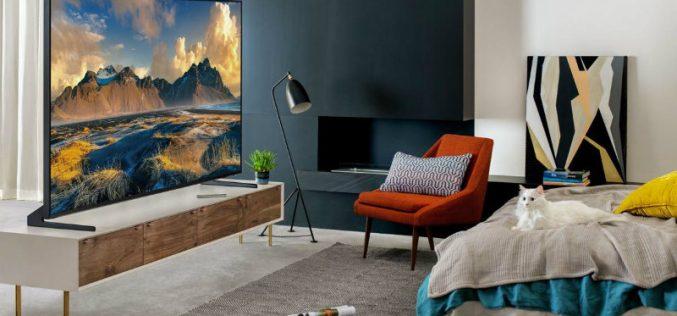 Samsung-ը 8K ձևաչափով հեռուստացույց է ներկայացրել IFA 2018-ին
