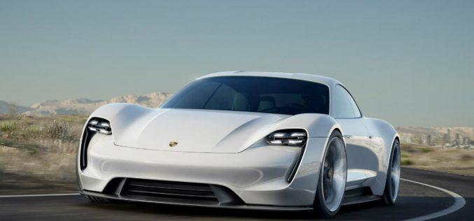 Porsche Taycan էլեկտրամեքենան կստանա 600 ձիաուժ