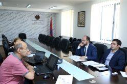 Արայիկ Հարությունյանին ներկայացվել է «Արմաթ» լաբորատորիաների կրթական ծրագրի զարգացման նոր առաջարկություն