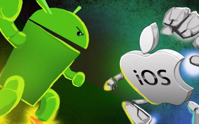 Ինչո՞վ է Android օպերացիոն համակարգն ավելի լավը iOS-ից