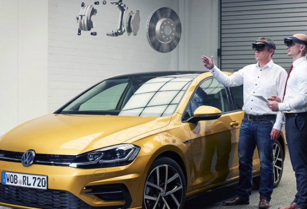 Volkswagen–ն անցում է կատարել VR մոդելավորման