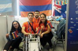Արմաթցիների մարզային թիմը վերադարձավ First Global ռոբոտների միջազգային մրցույթից