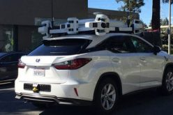Apple–ի ինքնավար մեքենան վթարի է ենթարկվել