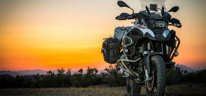 BMW-ն ներկայացրել է առաջին ինքնավոր մոտոցիկլը