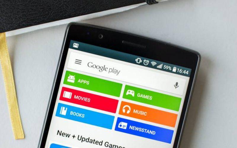 Փոփոխվել է Google Play-ի դիզայնը