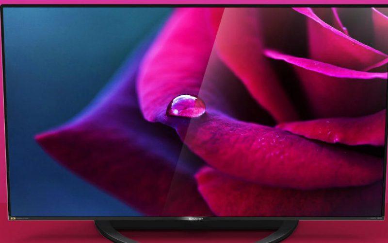Sharp-ը կսկսի  8K հեռուստացույցների արտադրություն և վաճառք