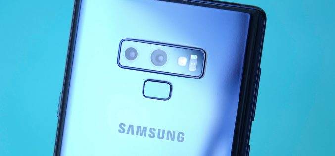 Samsung Galaxy Note 9 -ը ստացել է գերհզոր տեսախցիկ