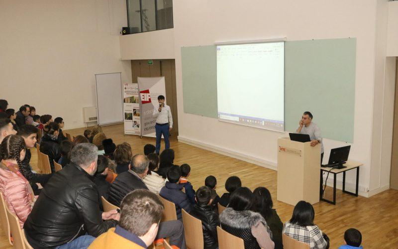 Վանաձորի տեխնոկենտրոնում բացվել  է Տեխնոլոգիական դպրոց