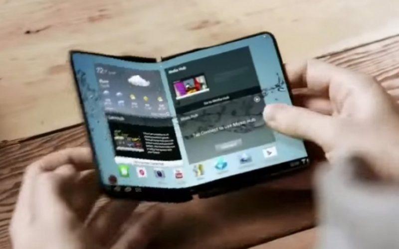 Samsung-ը հայտարարել է ճկվող սմարթֆոնի թողարկման ամսաթիվը