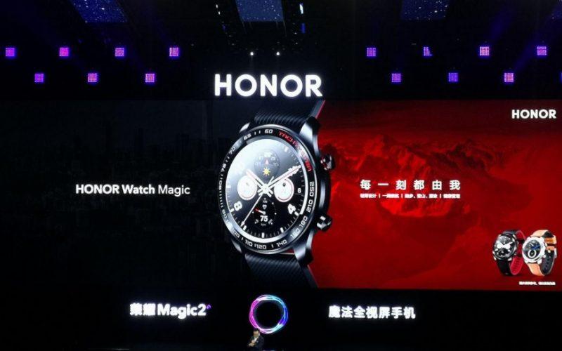 Huawei-ը ներկայացրել է Honor Watch Magic խելացի ժամացույցները