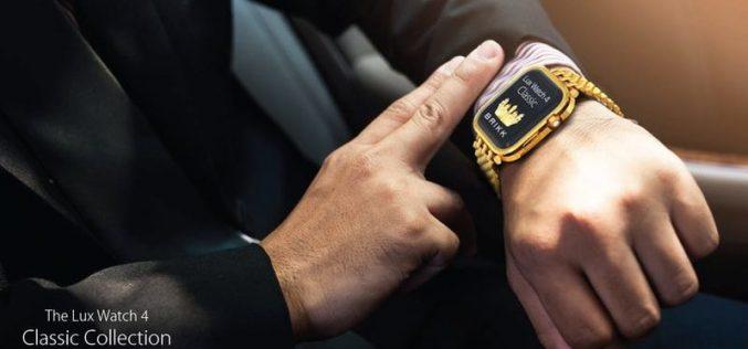 Brikk ընկերությունը ներկայացրել է թանկարժեք Apple Watch
