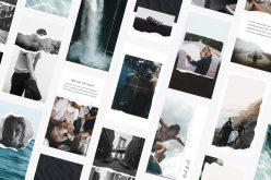 Ստեղծում ենք գեղեցիկ Story–ներ Instagram–ի համար Unfold–ի միջոցով