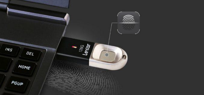 Թողարկվել է մատնահետքի սկանավորման համակարգով առաջին USB ֆլեշ կրիչը