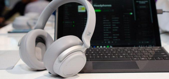 Microsoft Surface Headphones անլար ականջակալները վաճառքում կհայտնվեն նոյեմբերի 19–ին