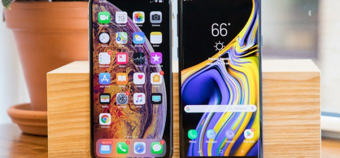 Samsung Galaxy Note 9 -ն ավելի լավն է, քան iPhone-ը կարծում են մասնագետները