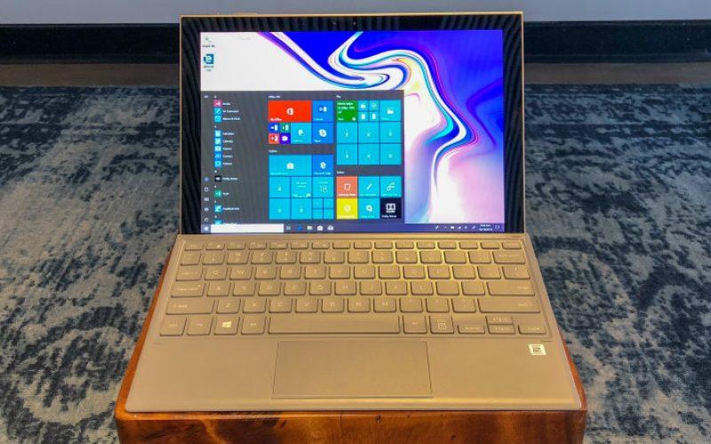 Galaxy Book 2 . Windows-ի հիմքով պլանշետ Samsung-ից