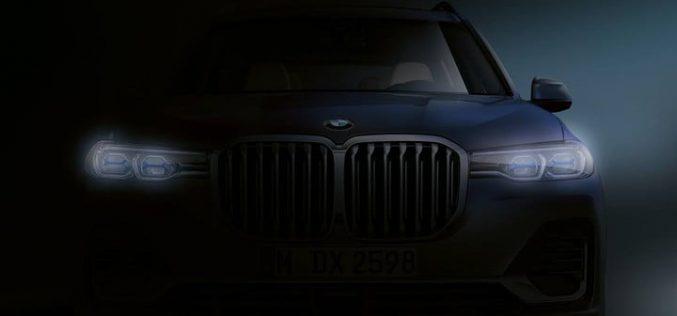 BMW-ն ներկայացրել է X7 մոդելը
