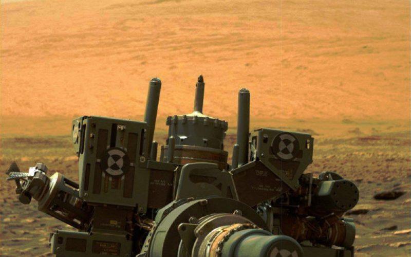 Չինացիները մտադիր են բարձրտեխնոլոգիական բազա կառուցել Մարսի վրա