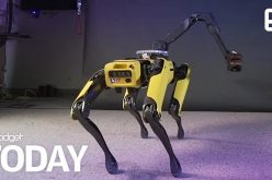 Boston Dynamics-ը իր ռոբոտին պարել է սովորեցրել