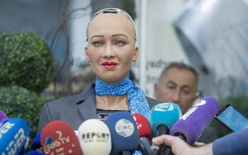 Սոֆյան դարձել է այցագիր ստացած առաջին հումանոիդ ռոբոտն աշխարհում