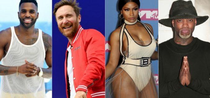 Youtube-ի հիթը՝ Jason Derulo, David Guetta և Nicki Minaj տրիոյից (տեսանյութ)