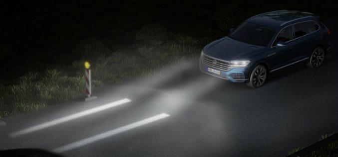 Մեքենաների լուսարձակները կսովորեն փողոցում երթևեկության նշաններ «նկարել»