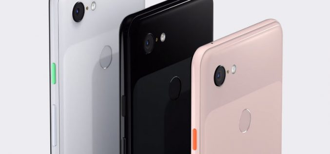 Pixel 3 և 3 XL. Google-ի նոր սմարթֆոնները