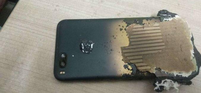 Samsung-ի հետքերով՝ Xiaomi սմարթֆոնը պայթել է լիցքավորման ընթացքում