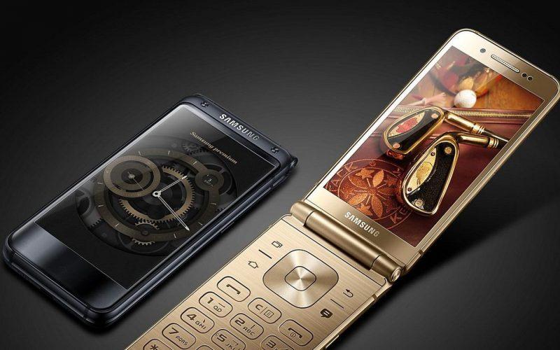 Samsung-ը թողարկել է 2700 դոլար արժողությամբ ծալովի սմարթֆոն