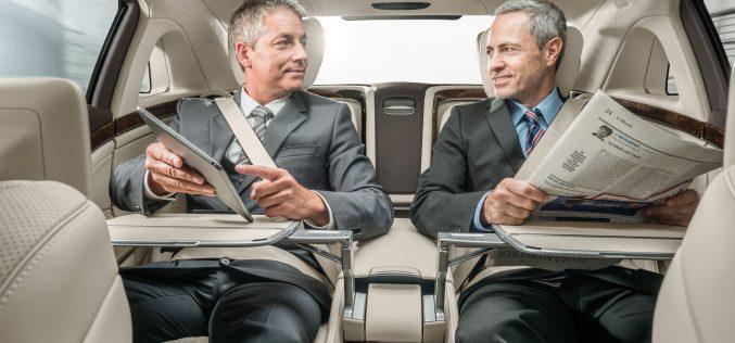 Mercedes-ը նոր համակարգ է ստեղծել, որը թույլ է տալիս մեքենային «շփվել» մարդկանց հետ