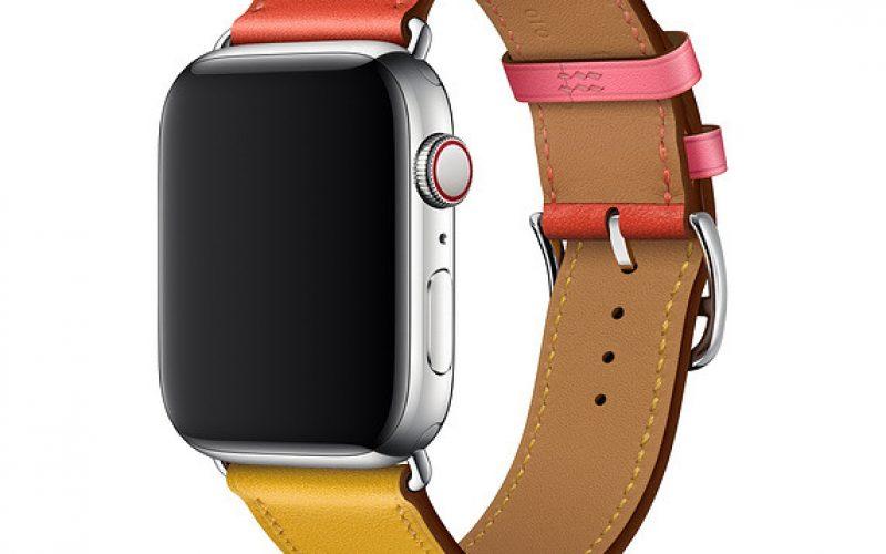 Apple-ը ներկայացրել է խելացի ժամացույցների Hermes կապիչները