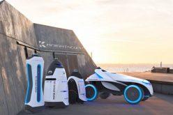 K7. ռոբոտ անվտանգության աշխատակից մեքենաների համար