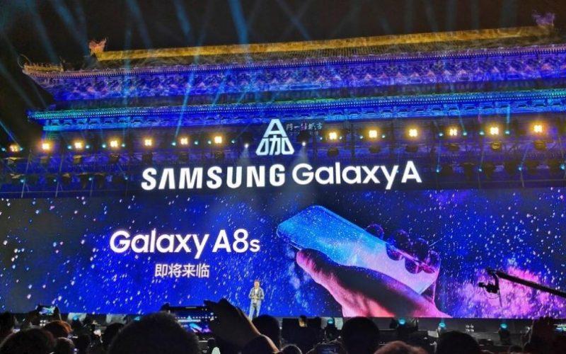 Samsung-ը ներկայացրել է ամբողջությամբ առանց շրջանակ սմարթֆոն