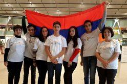 Հայ աշակերտները նոր հաջողություններ են գրանցել միջազգային հարթակում