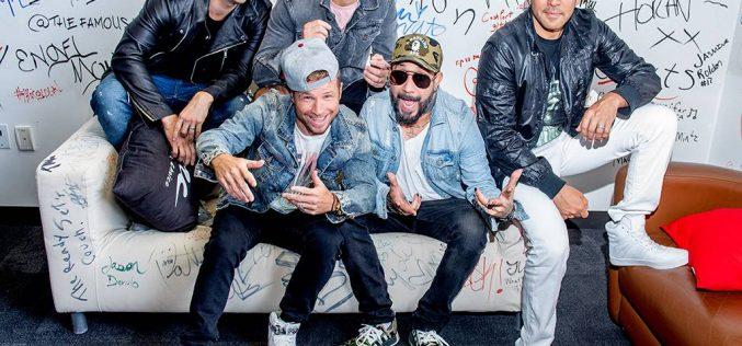 Youtube-ի նորույթը՝  The Backstreet Boys-ից (տեսանյութ)