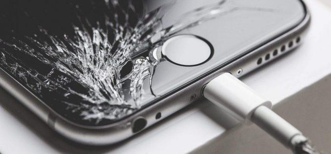 2018 թվականին ամերիկացիները  կոտրել էն սմարթֆոնի  50 մլն էկրան