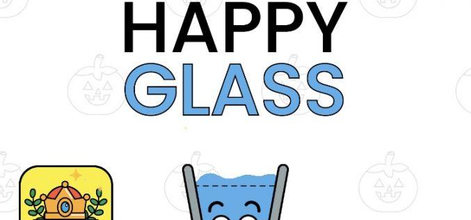 Happy Glass. տրամաբանությունը մարզելու լավագույն հավելվածը
