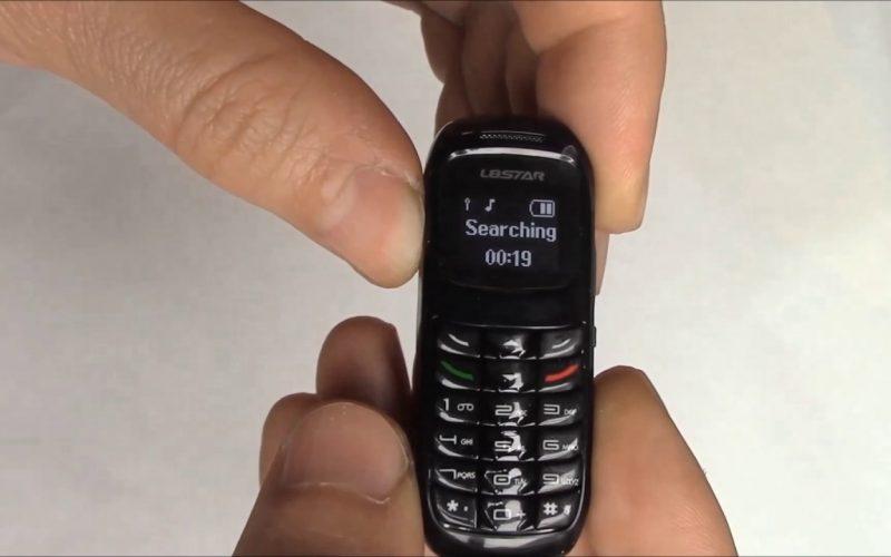 L8Star BM70!․ աշխարհի ամենափոքր հեռախոսը