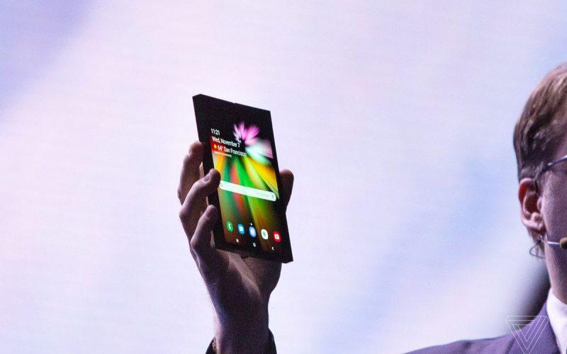 Infinity Flex Display. Samsung-ը պաշտոնապես ներկայացրել է ճկվող սմարթֆոնը (լուսանկարներ)