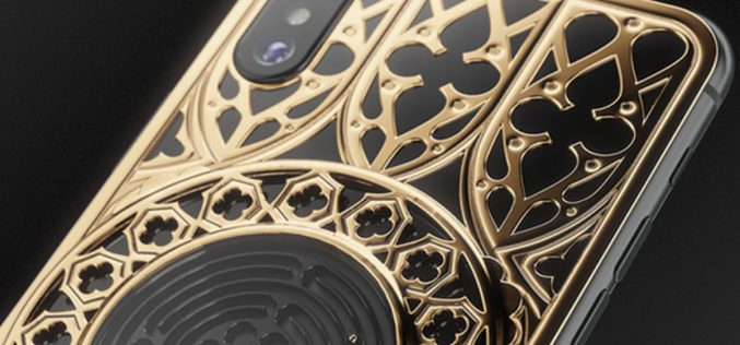 Caviar նորաձևության տունը թողարկել է լյուքս դասի iPhone XS