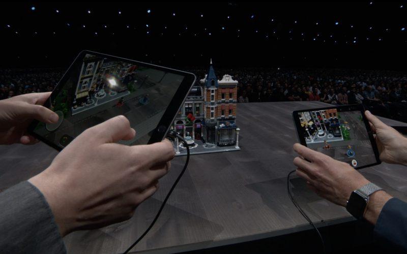 LEGO-ն թողարկել է AR տեխնոլոգիայով առաջին խաղալիքների հավաքածում