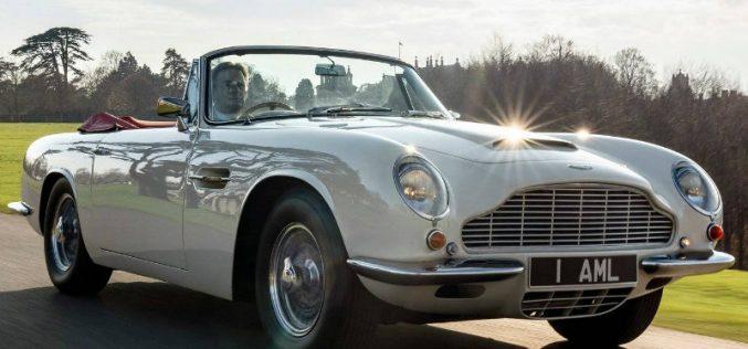 Aston Martin-ը որոշել է դասական մեքենաները դարձնել էլեկտրական
