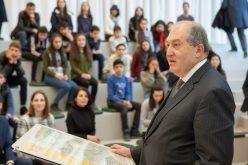 Նախագահ Արմեն Սարգսյանը ՔՈԱՖ ՍՄԱՐԹ-ի հյուրն էր