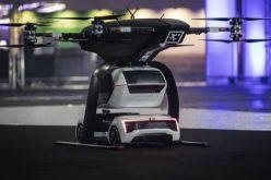 Audi-ն ցուցադրել է թռչող տաքսիների կոնցեպտ
