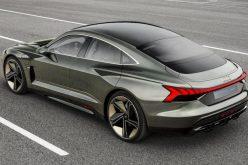 Audi-ն ներկայացրել է նոր e-tron GT էլեկտրական կոնցեպտը