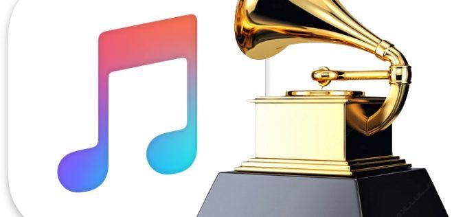 Apple Music-ում Grammy մրցանակակիրների բաժին կավելացվի